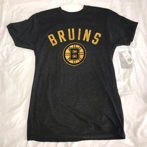 Men's Boston Bruins Gray T-shirt